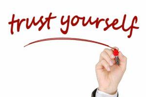 trust, self confidence, pen